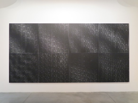 Glenn Ligon -  Come out - 2015