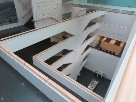 MART museum  Centrale hal