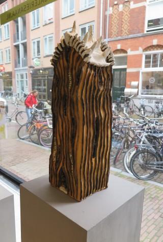 Murex huis - Adriaan de Villers - 2012 - aardewerk