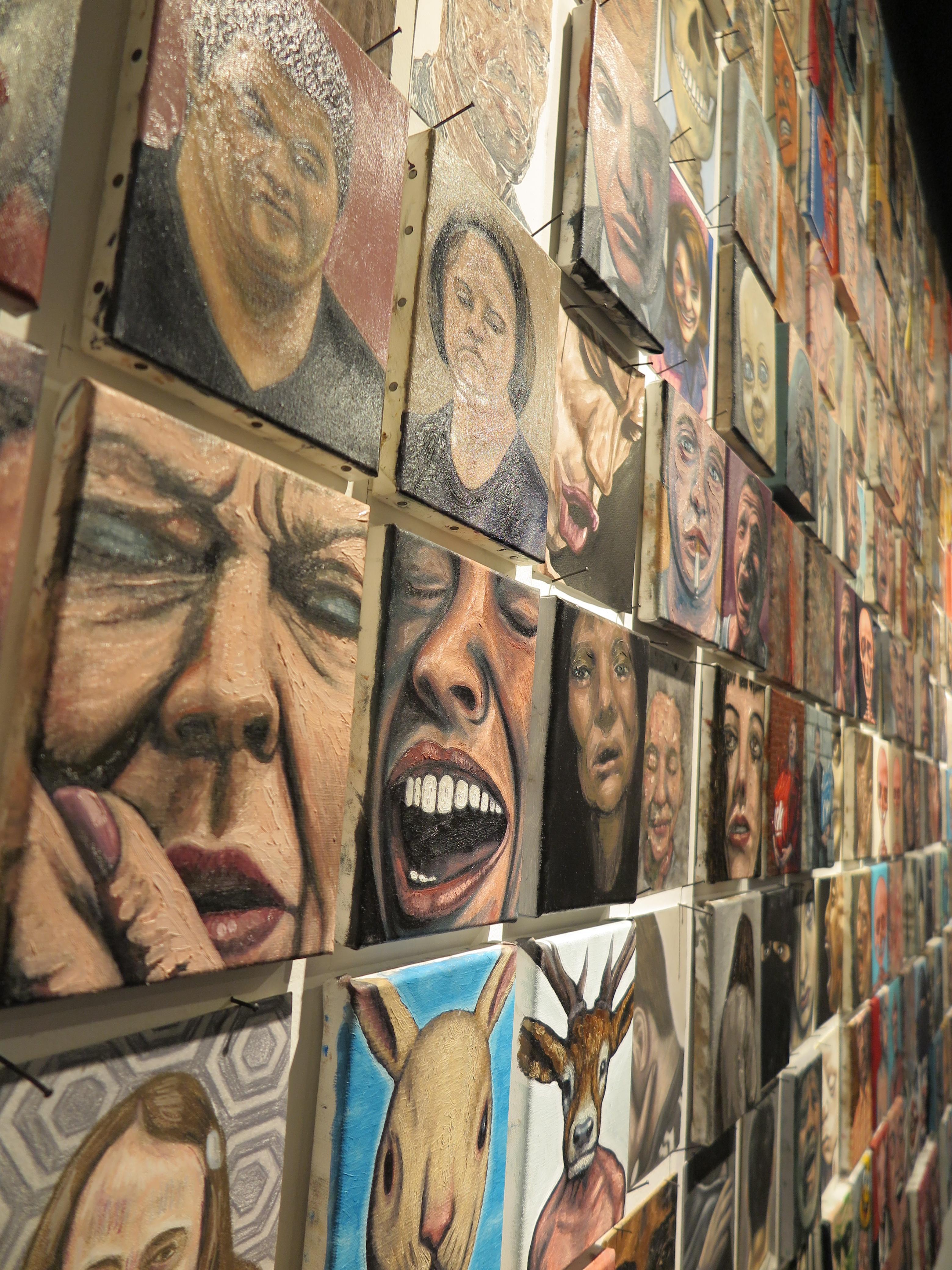 Het portret als onuitputtelijke bron van inspiratie kunstblijfteenraadsel - Bron schilderijen ...