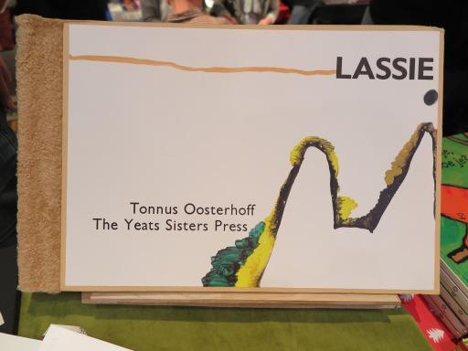 Lassie van Tonnus Oosterhoff