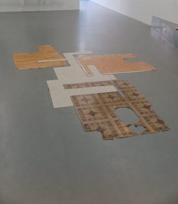 Floor Sculpture, 2016