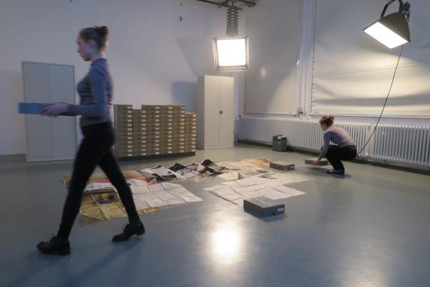 Performance Kristina Benjoki