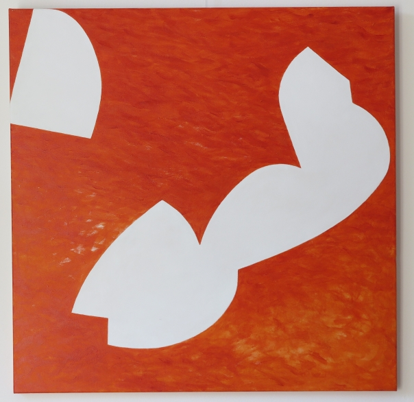 Acrylschilderij - Marijke Lombaers
