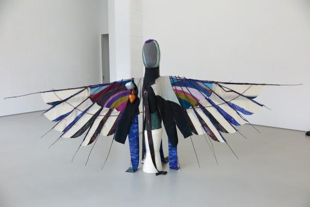 Elma-talbot_woman-snake-bird_galerie-onrust_2
