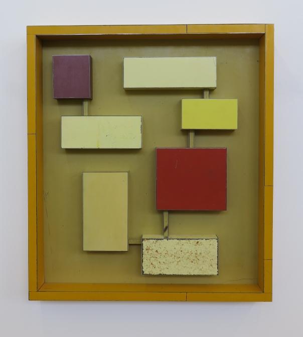 Galerie: Private View. Kunstenaar: Ted Larsen (Main)